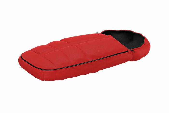 FUSAK PRO THULE SLEEK ENERGY RED - BabyBoo 58180f449e