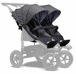 stroller seats Duo prem. anthracite