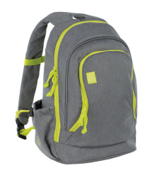 Batoh Big Backpack About Friends mélange grey