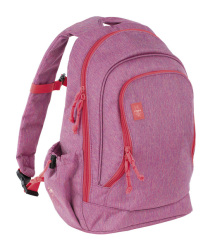 Batoh Big Backpack About Friends mélange pink