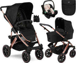ABC DESIGN SET SALSA 4 AIR 2021 - rosegold