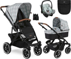 ABC DESIGN SET SALSA 4 AIR 2021 - smaragd