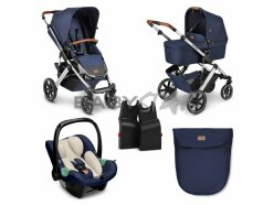 ABC DESIGN SET SALSA 4 AIR 2021 - Navy