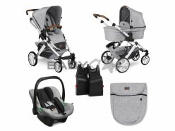 ABC DESIGN SET SALSA 4 2021 - graphite grey