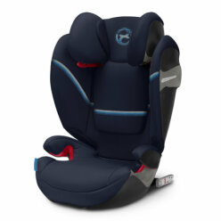 Autosedačka Cybex Solution S I-Fix 2021 navy Blue